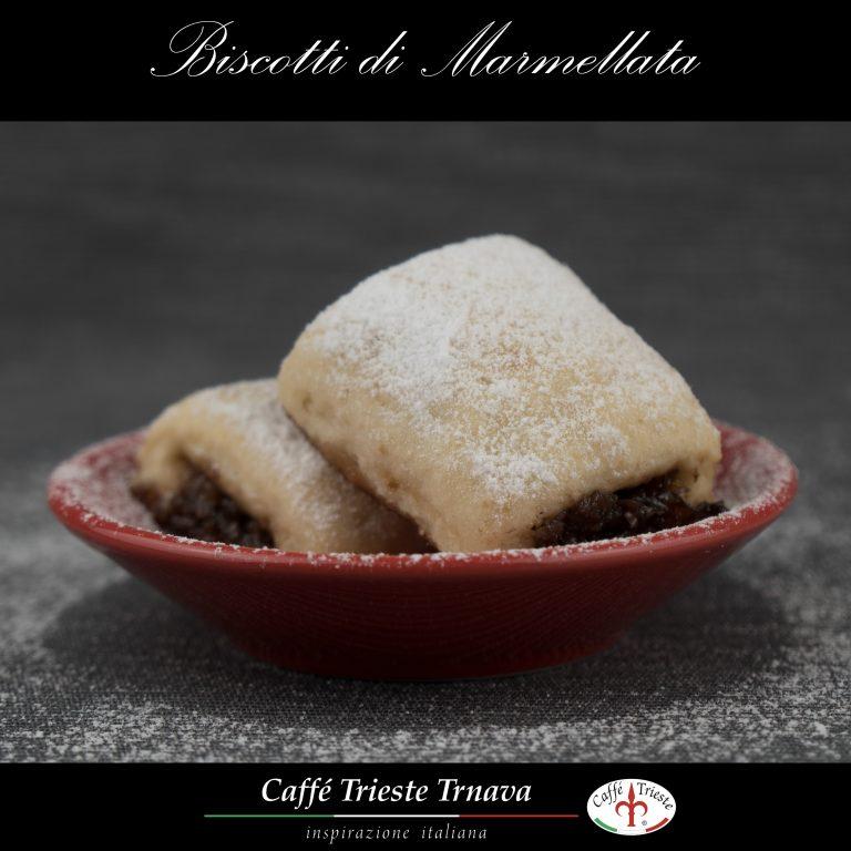 Biscotti di Marmellata